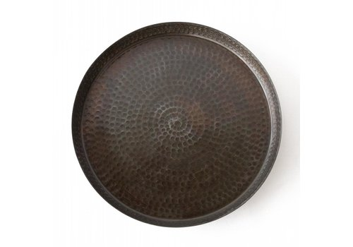 Luna Hammered Tray L