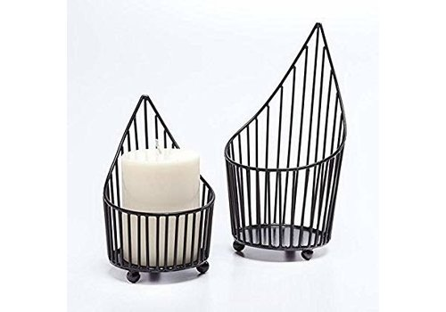 Peak Wire Tealight Holder Small
