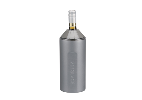 Vin Glace Wine Insulator - Graphite