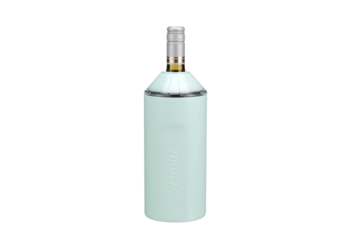Vin Glace Wine Insulator - Sea Glass