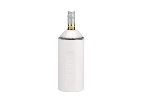 Vin Glace Wine Insulator White