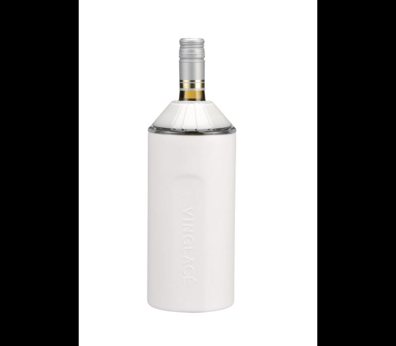 Vin Glace Wine Insulator White