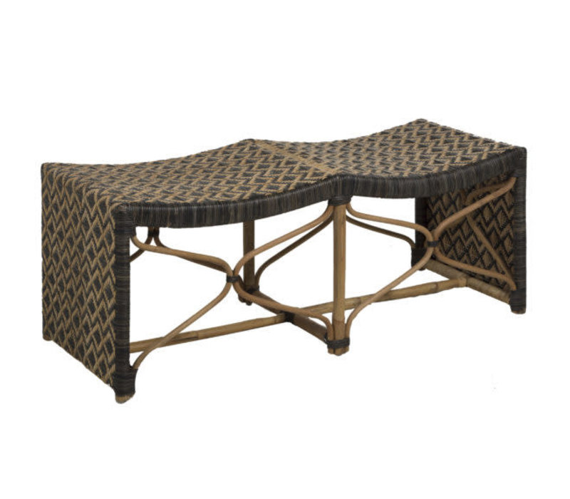 Brian Double Seat Bench