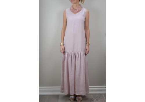 Eve Linen Sundress