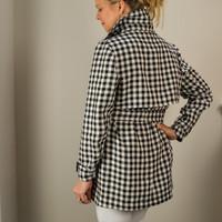 Bryant Coat Checkered