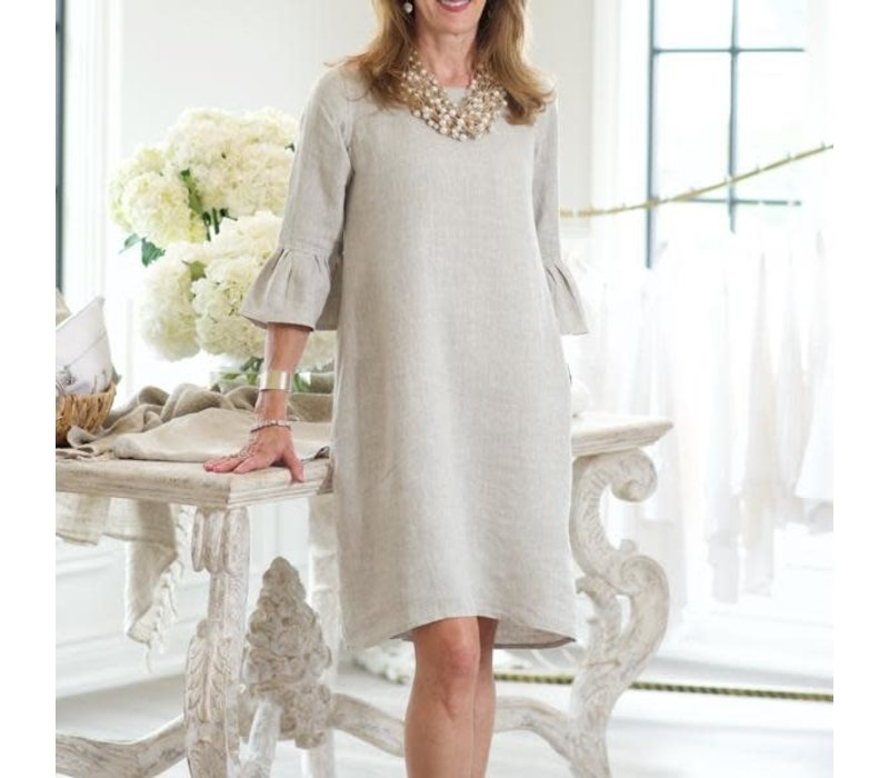 Blakely Bell Sleeve Dress
