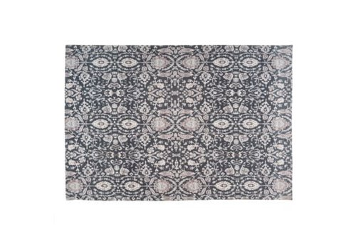 Turkish Carpet 4x6, Black