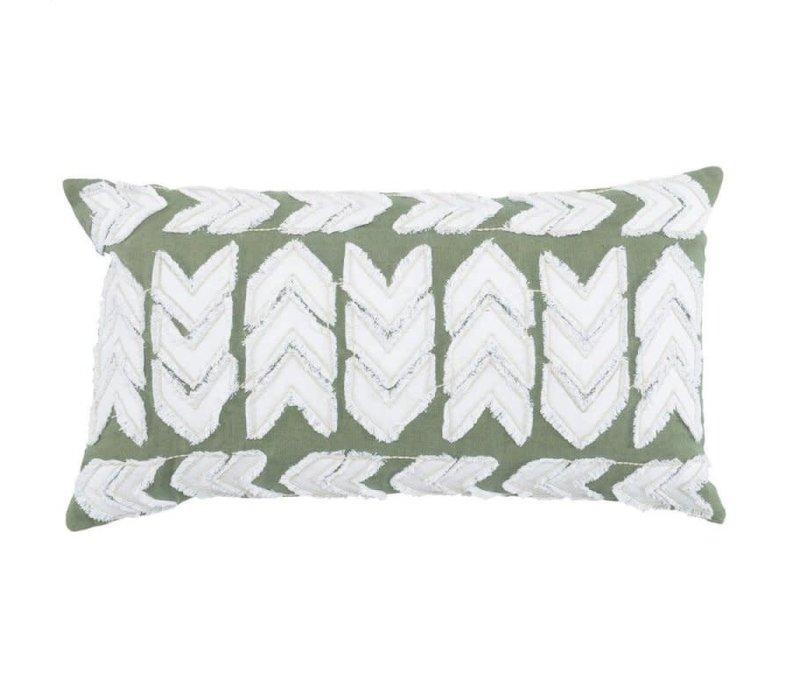 NH Wilde Tea Pillow 14x26