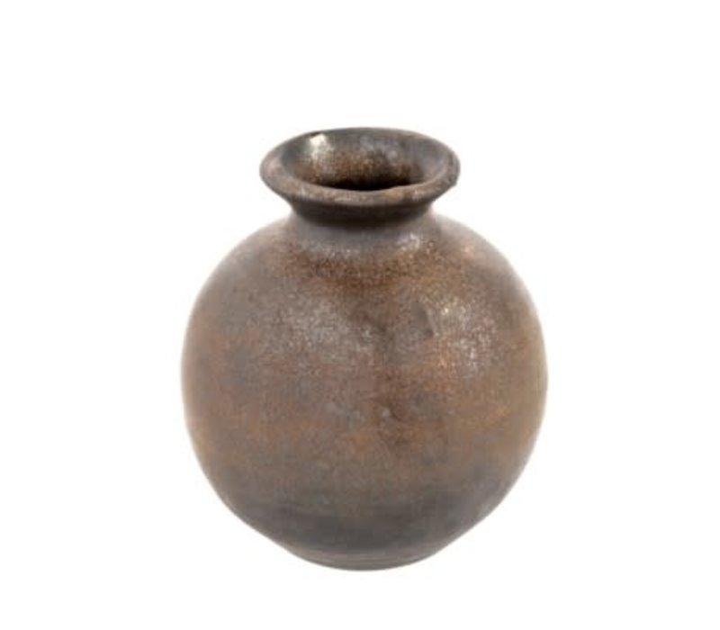 Caillou Bud Vase M Bronze