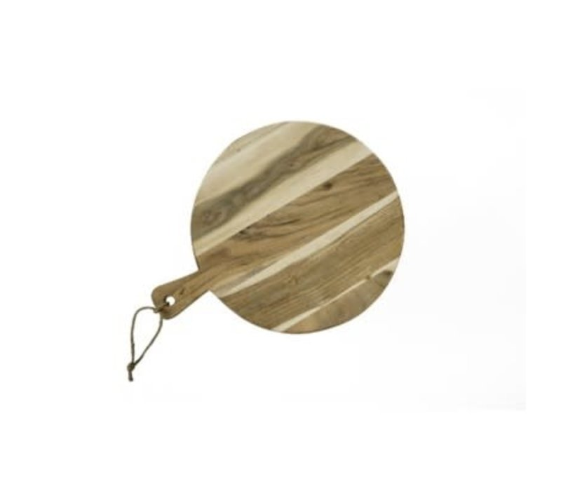 "Round Chopping Board 15.5"""
