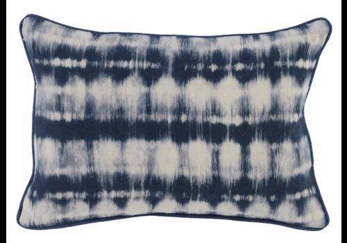 ET Asher Indigo Pillow 14x20