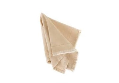 Linen Napkins - Ivory Set of 4