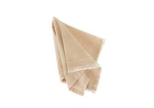 Linen Napkins - Ivory Set of 4