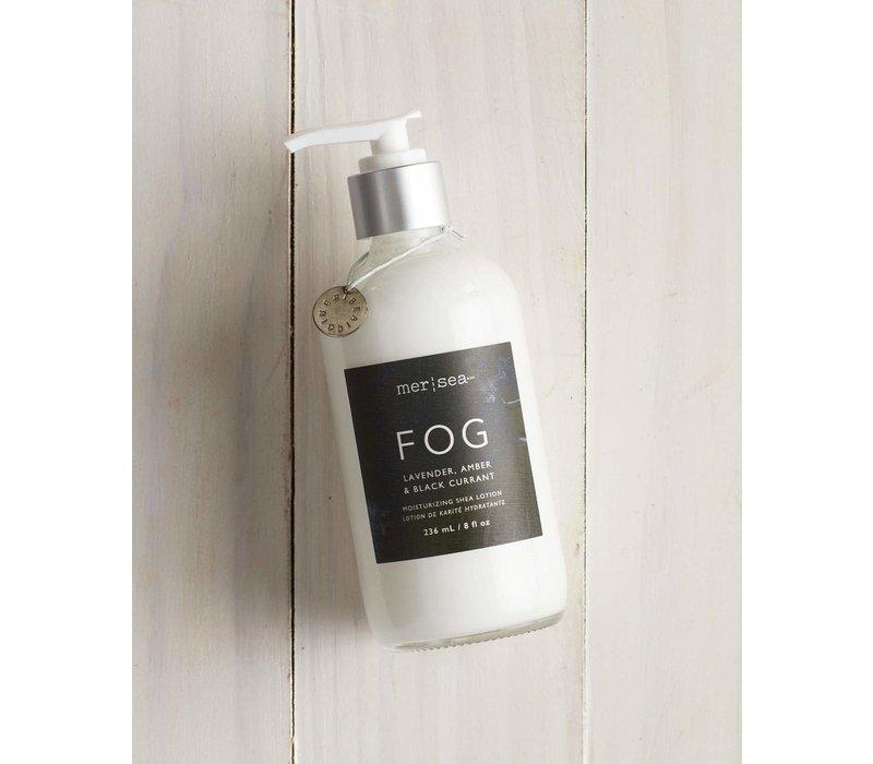 Fog Glass Shea Lotion 8 oz