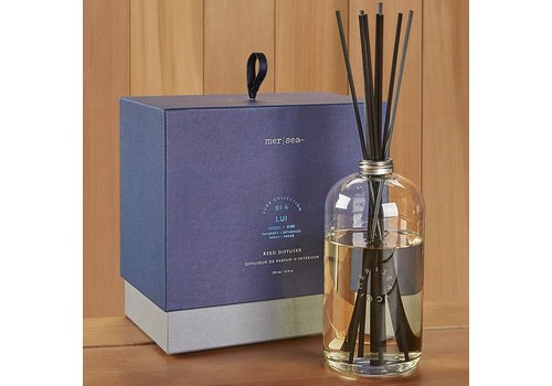 Luxe Glass Scent Diffuser - Lui