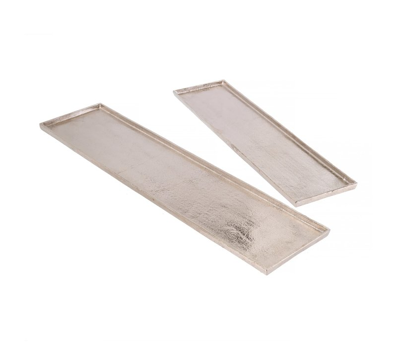 """Mirage Rectangle Tray M (19.5"""")"""