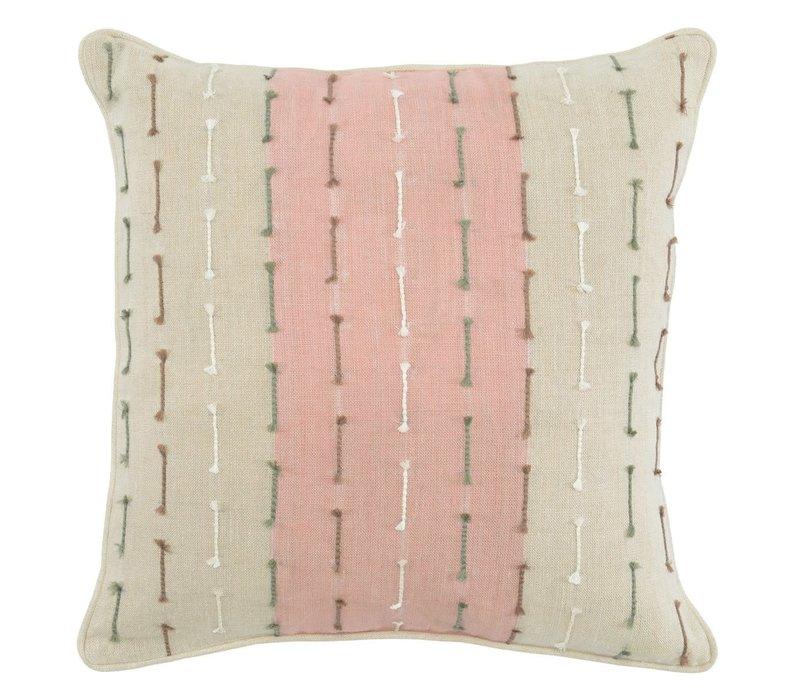 Gwen Rose Pillow 22 x 22