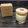 Organic Oregon Lavender Glass Candle