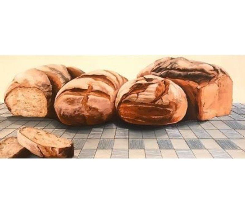 Warm Bread 12 x 29