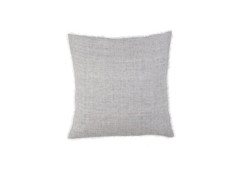 Lina Linen Pillow Stripe 24X24""