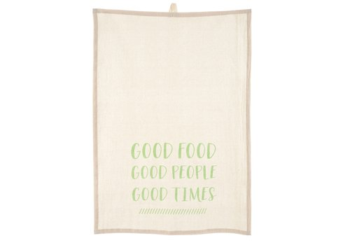 Good Food Tea Towels