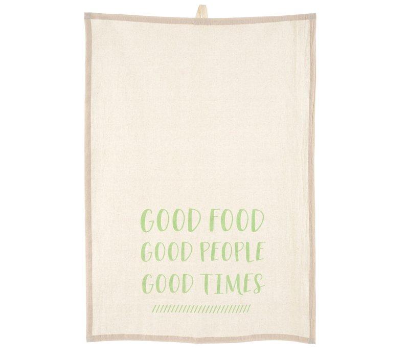Good Food Tea Towels