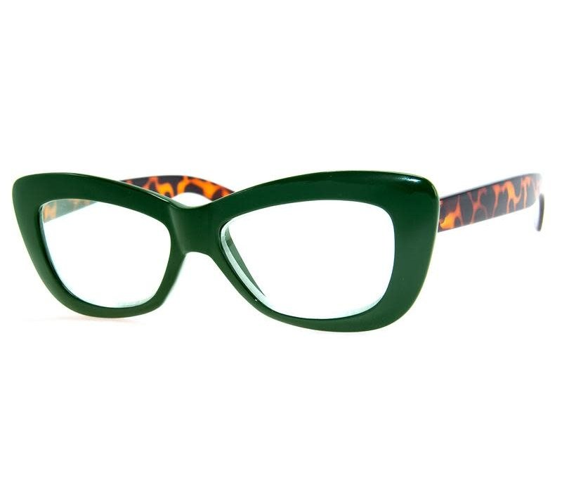 Crushed Olive Tortoise 1.75