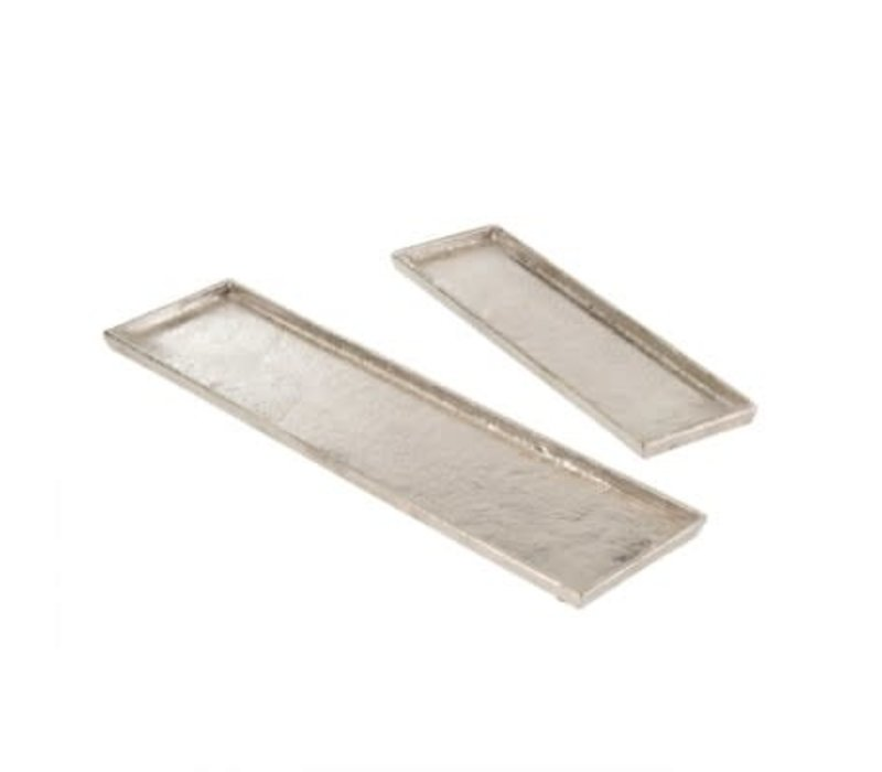 """Mirage Rectangle Tray Small 15.5"""""""