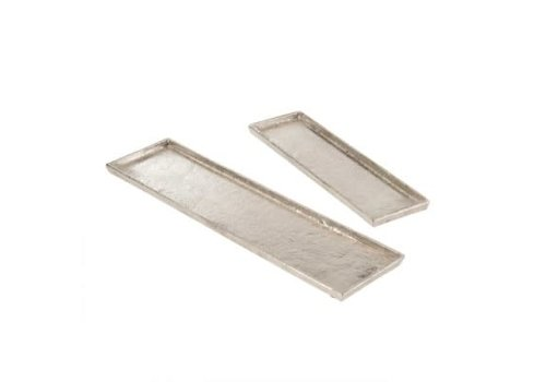"Mirage Rectangle Tray L (24"")"