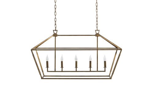 Adler Chandelier Rectagle