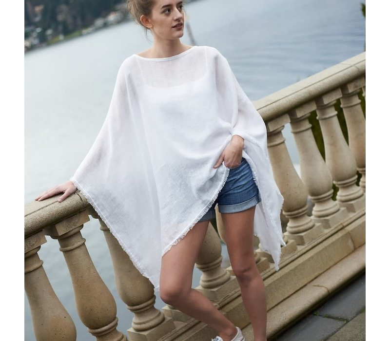 Laurel Poncho White