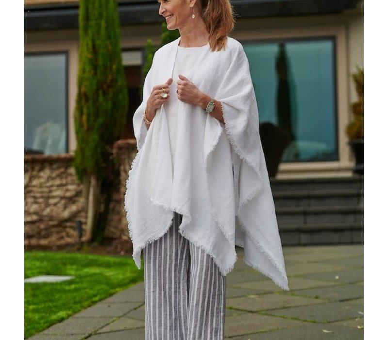 Lenae Wrap Off White
