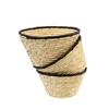 Date Leaf Basket Bowl Large