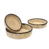 Date Leaf Basket Tray Medium