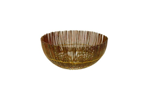 Rusted Rays Bowl, M