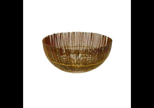 Rusted Rays Bowl Medium