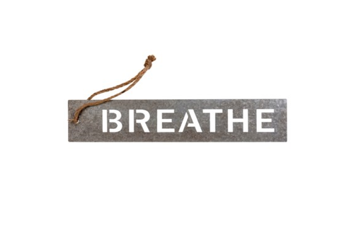 Breathe Metal Message