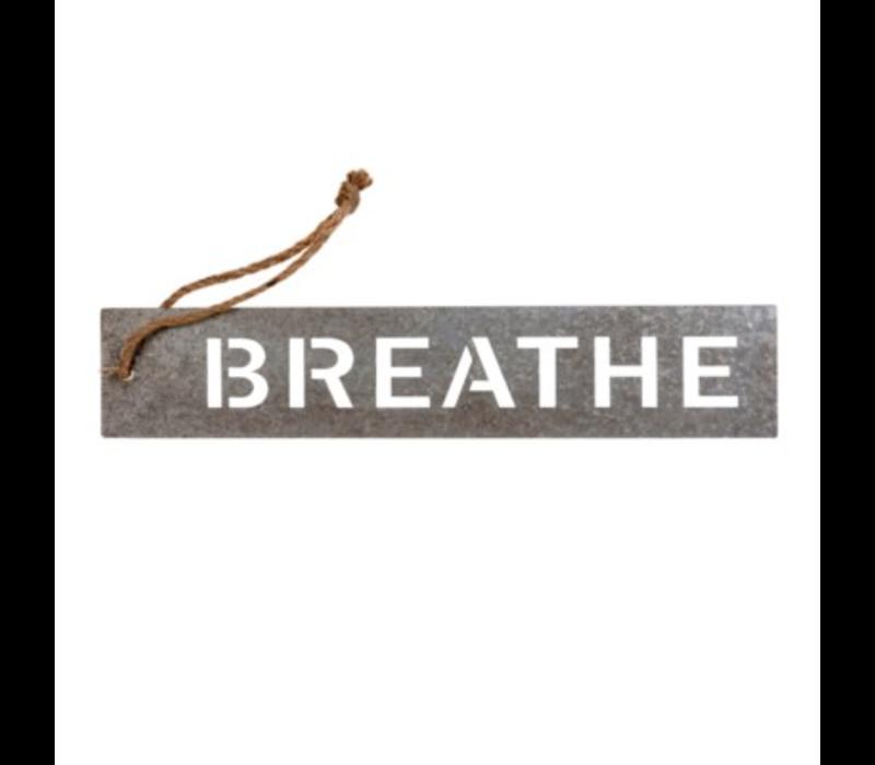 Breathe Metal Message