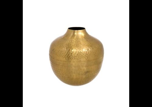 Hammered Helios Vase