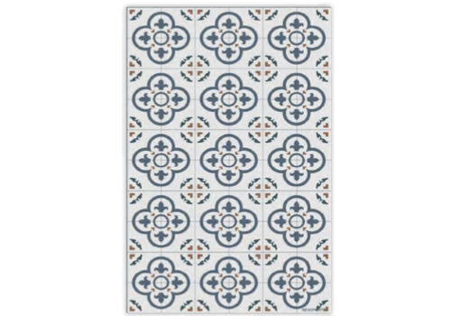 39x59 Vinyl Floor Mat HIB35249