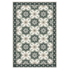 "Vinyl Floor Mat HIB20016 26x78"""