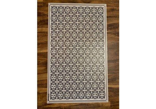 "Vinyl Floor Mat HIB22952 39x78"""