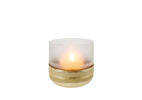 Echo Votive Gold Large