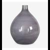 "Round Glass Vessel Amethyst 17"""