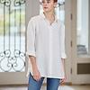 Cameron Shirt  White Medium