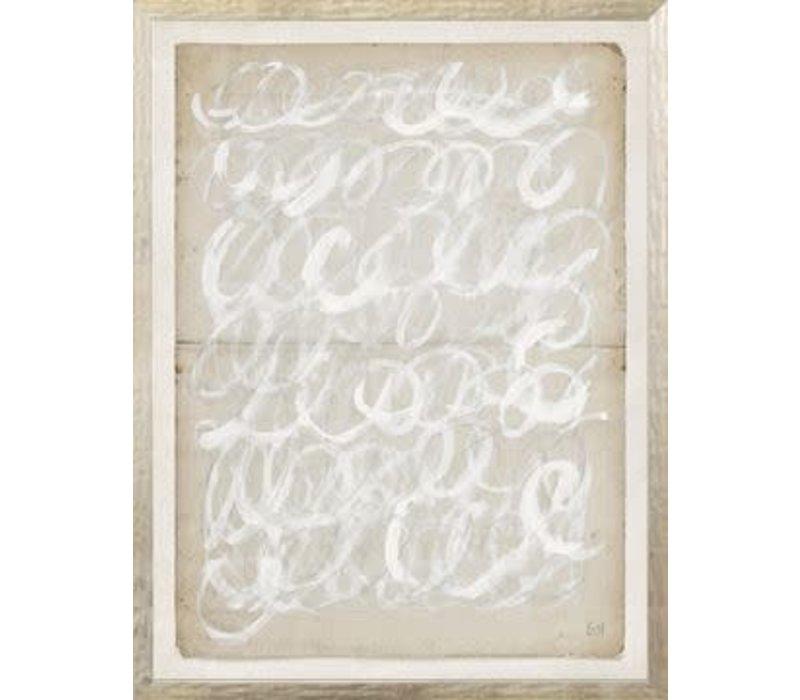 Restoration Paper VIII 12x16