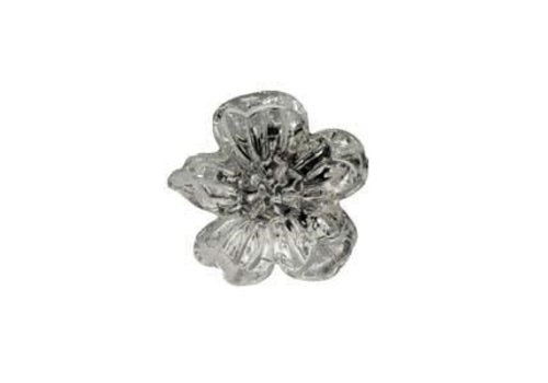 Knob Resin Flower