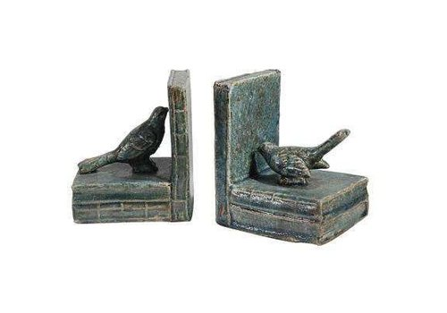 Bird Book Ends