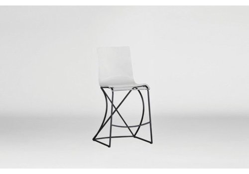 Johnson Counter Stool Black