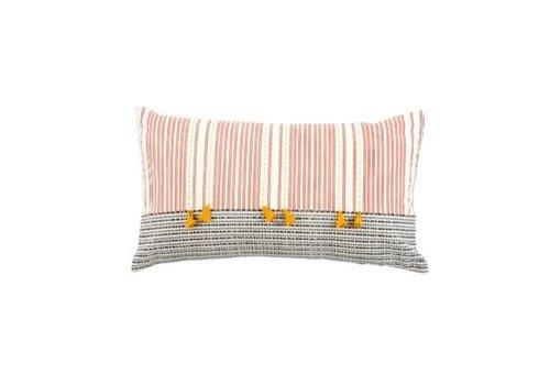 21x12 Kolkata Pillow